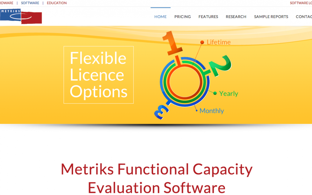 Announcing Metriks FCE Website Launch